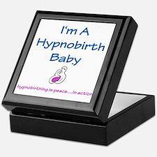 Hypnobirth Advocacy Keepsake Box