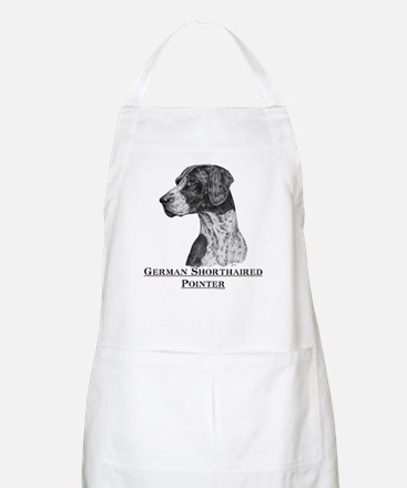German Shorthaired Pointer Dog Breed BBQ Apron