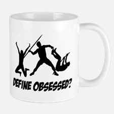 decathlon Define Obsessed Mug