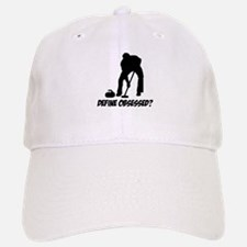 Curling Define Obsessed Baseball Baseball Cap
