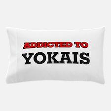 Addicted to Yokais Pillow Case