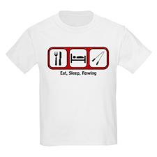 Eat, Sleep, Rowing T-Shirt