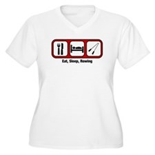 Eat, Sleep, Rowing T-Shirt