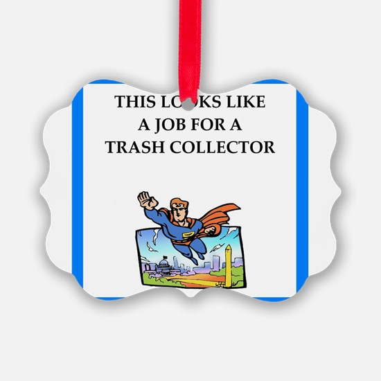 trash Ornament