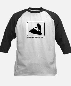 Personal Watercraft (white) Tee