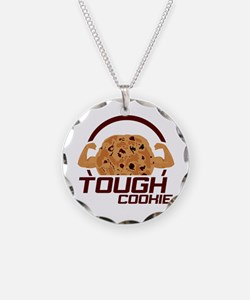 Tough Cookie Necklace