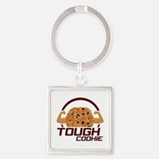 Tough Cookie Keychains