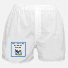 lawyer Boxer Shorts