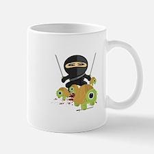Ninja and Turtles Mugs