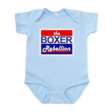 THE BOXER REBELLION Infant Creeper