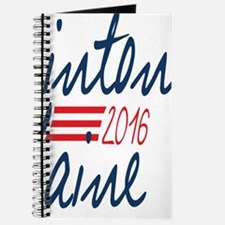 Clinton Kaine - 2016 Journal