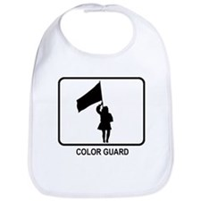 Color Guard (white) Bib