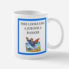 banker Mugs