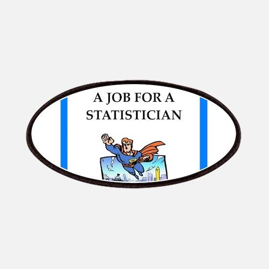 statistician Patch