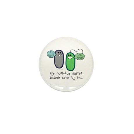 Let's Evolve Mini Button (10 pack)