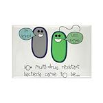 Let's Evolve Rectangle Magnet (10 pack)