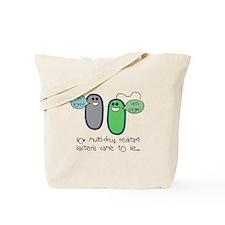 Let's Evolve Tote Bag