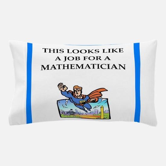 mathematics Pillow Case