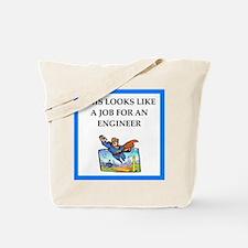 engineeer Tote Bag