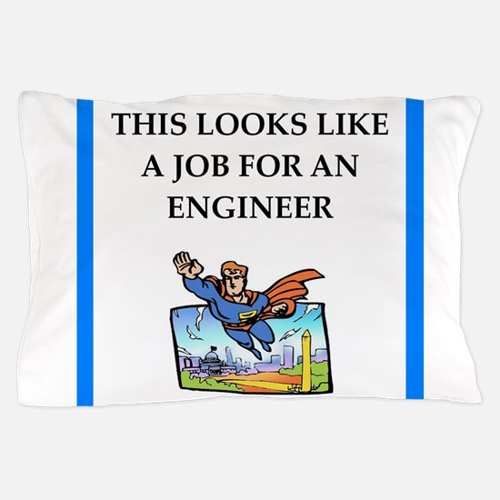 engineeer Pillow Case