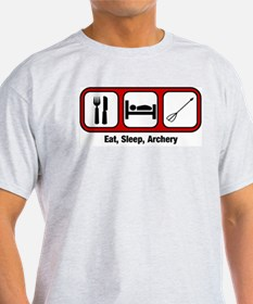 Eat, Sleep, Archery  T-Shirt