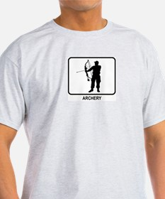 Archery (white) T-Shirt
