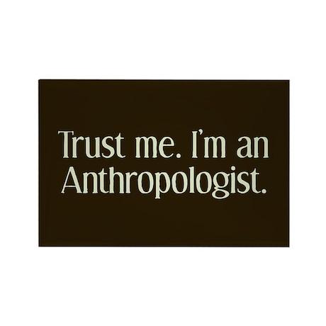 Trust Me Antro Rectangle Magnet