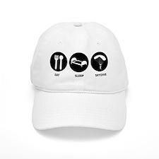Eat Sleep Skydive Cap