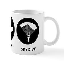 Eat Sleep Skydive Small Mug