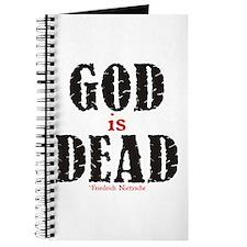 God Is Dead Journal