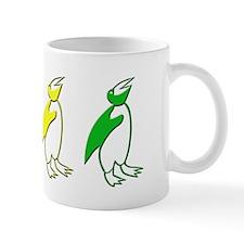 Primary Penguins Mug