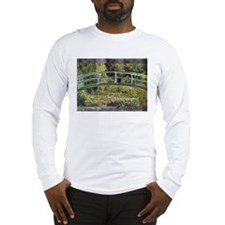 The Waterlily Long Sleeve T-Shirt
