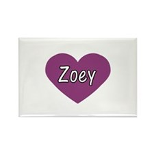 Zoey Rectangle Magnet (100 pack)