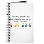 Autism Parenting Journal