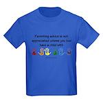 Autism Parenting Kids Dark T-Shirt