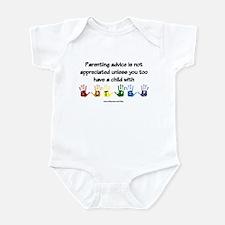 Autism Parenting Infant Bodysuit