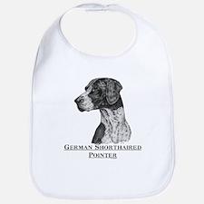 German Shorthaired Pointer Dog Bib