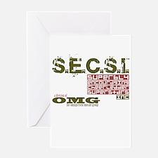 SECSI Greeting Card
