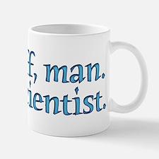 I'm A Scientist Quote Mug