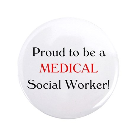 "Proud Medical SW 3.5"" Button"