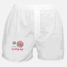lollipop candy Boxer Shorts