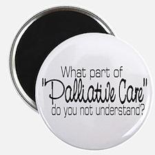 "Cute Hospice nurse 2.25"" Magnet (100 pack)"