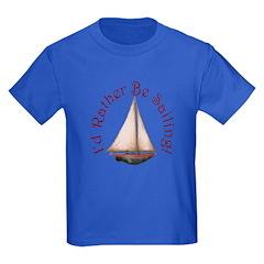 I'd Rather Be Sailing T
