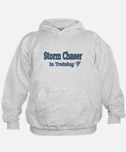 Storm Chaser In Training Hoodie