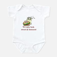 Sweet and Innocent  Infant Bodysuit