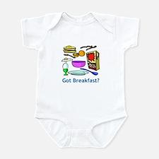 Got Breakfast?  Infant Bodysuit