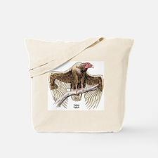 Turkey Vulture Bird Tote Bag