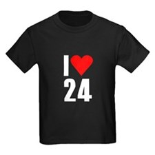 I love 24 T
