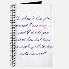Be Rosemary Journal