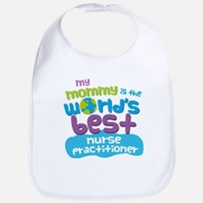 Cute Mother worlds best Bib